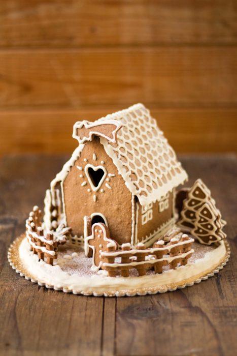 Gingerbread house - Casetta di Natale