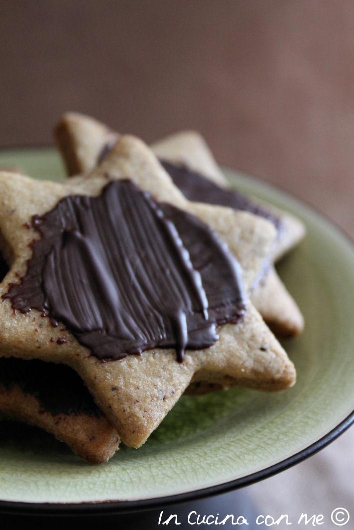 Talleri alle nocciole e cioccolato