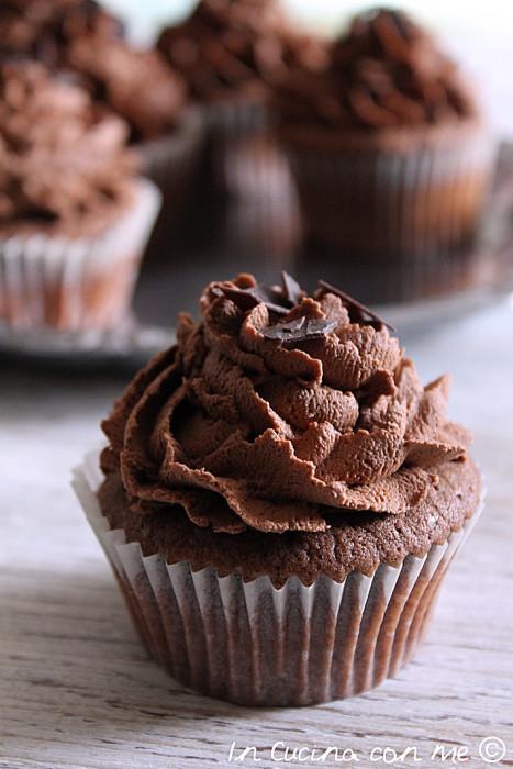 Cupcake cioccolato F
