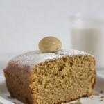 Torta con farina di castagne… come vorrei non finissero mai!
