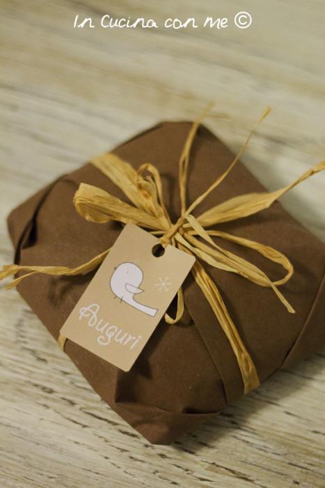 Pandolce in confezione regalo