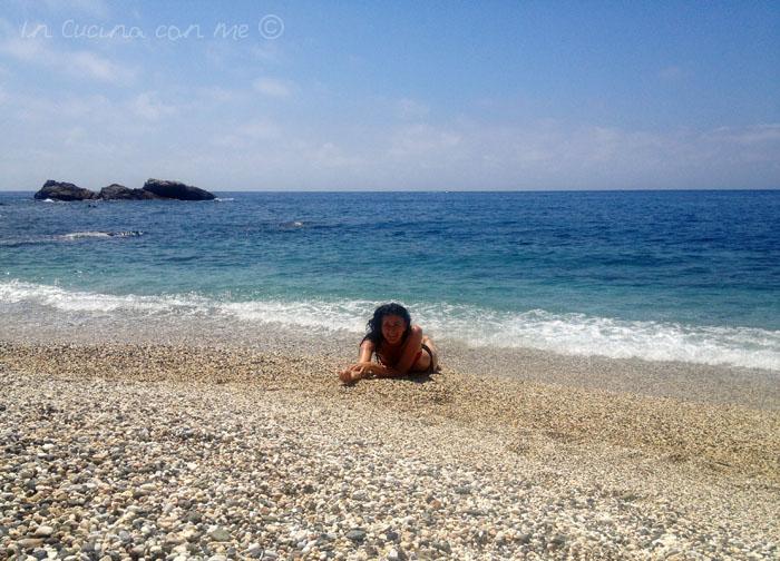 Io spiaggiata
