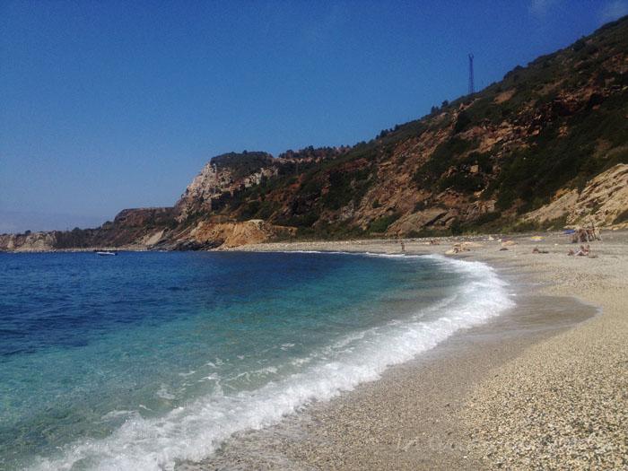 Spiaggia di Punta Calamita