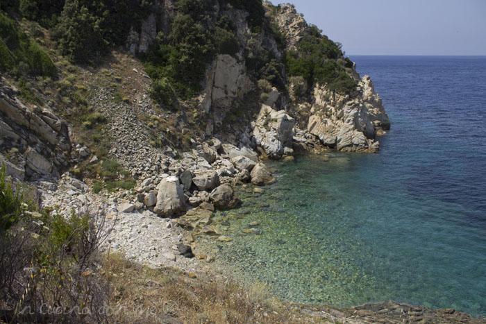 Spiaggia la crocetta