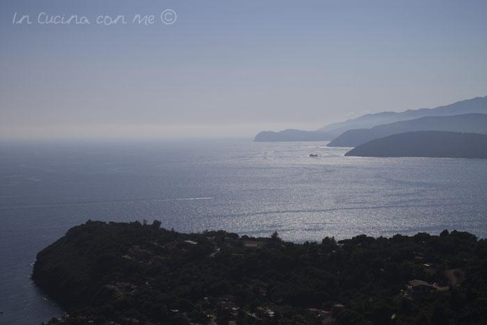 Verso Capoliveri C