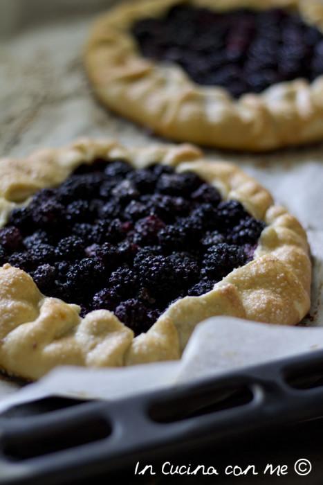 blakberry galette