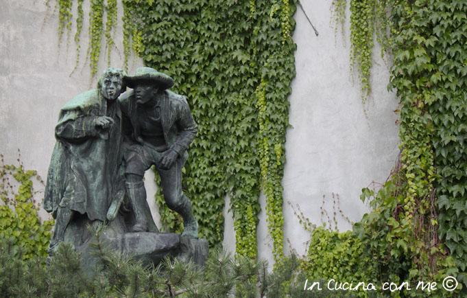 Innsbruck statue