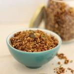 Inizio l'anno con un post croccante: la Granola Salata