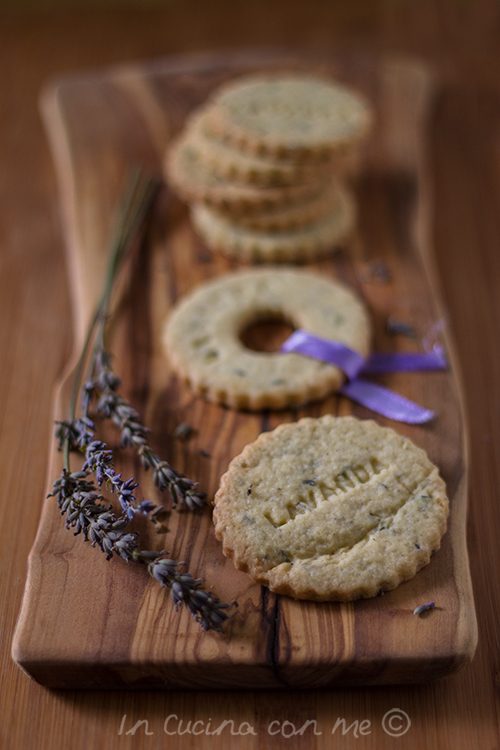 Lavanda biscotti