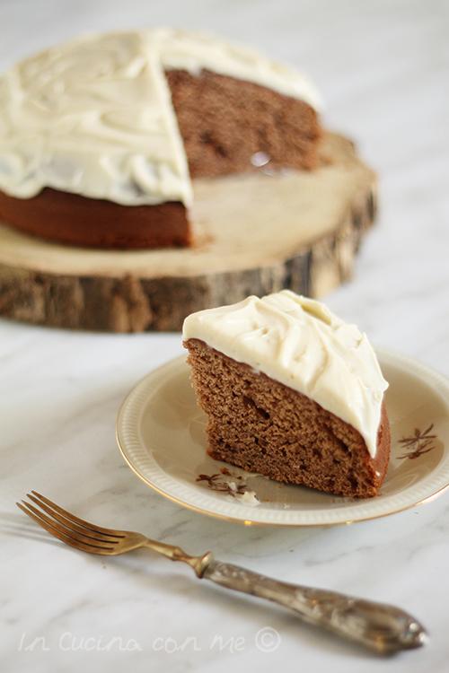 Ginger cake (torta di zenzero)