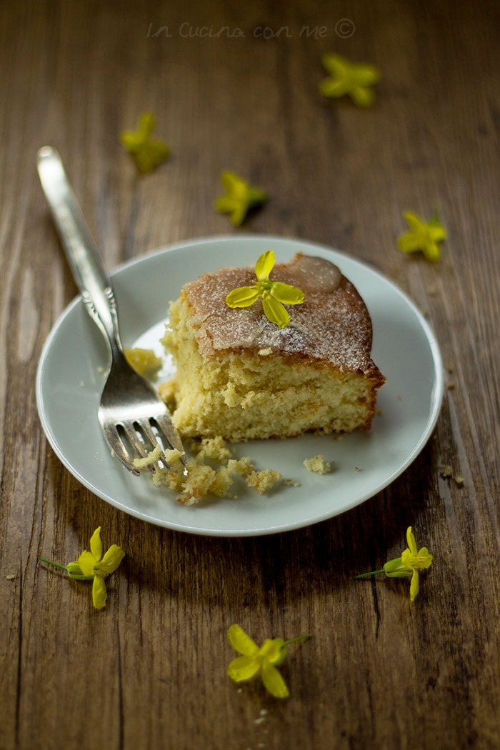 Lemon Buttermilk Cake 3