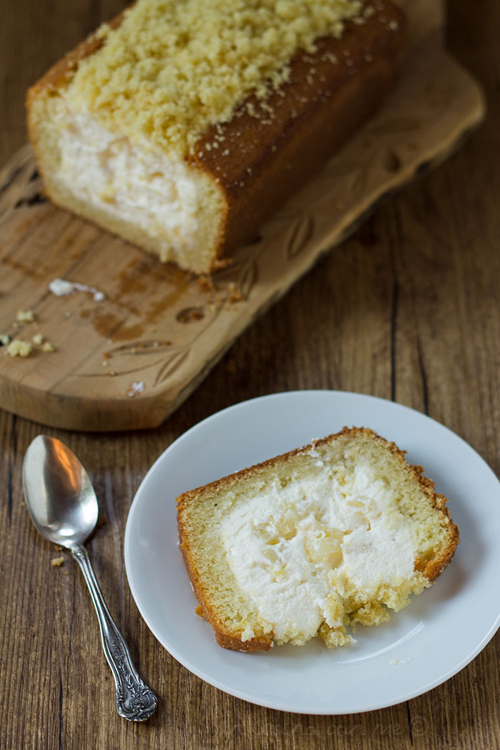 cheesecake pound cake
