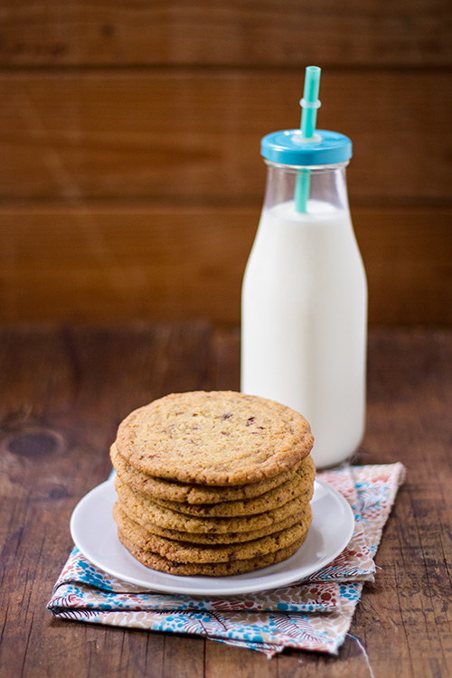 Giant Cookies Low Fat