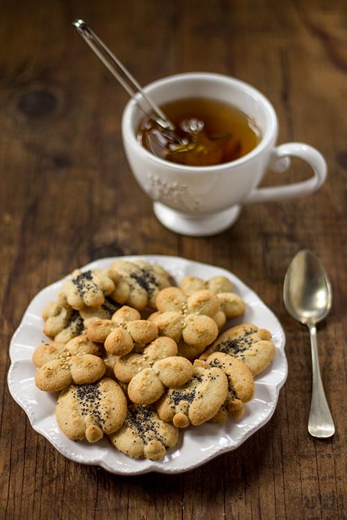 Biscotti al grano saraceno con sparabiscotti