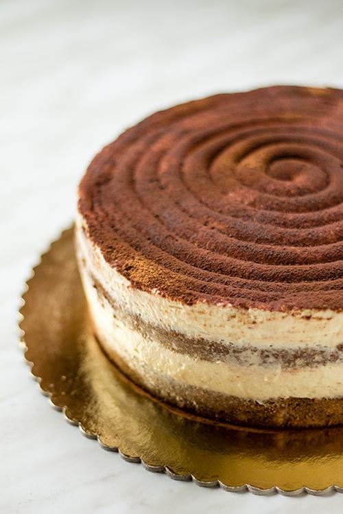 Ricetta Tiramisu Con Meringa Italiana.Torta Tiramisu Per Un Compleanno In Famiglia In Cucina Con Me