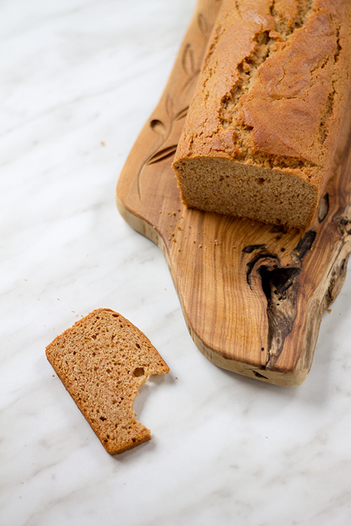 Fetta di pain d'epice