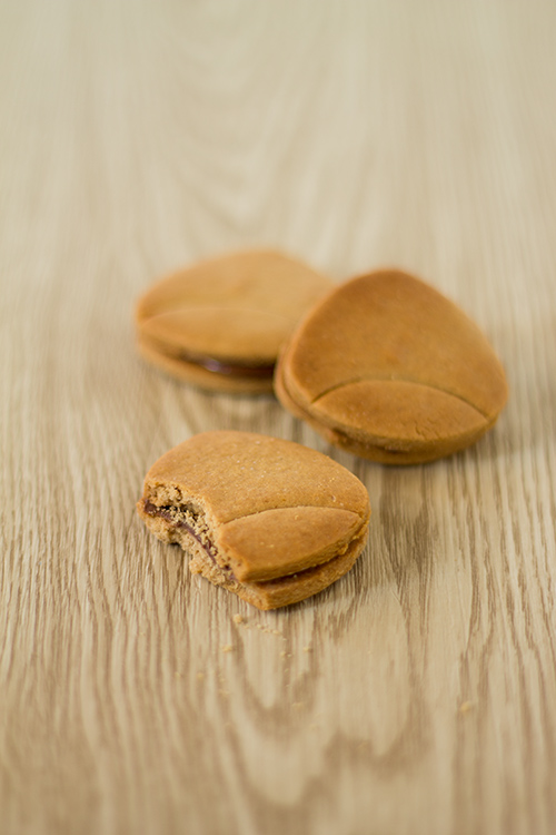 Biscotti alla farina di castagne