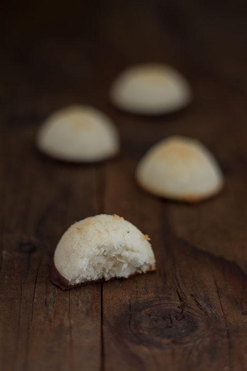 Macaroons al cocco