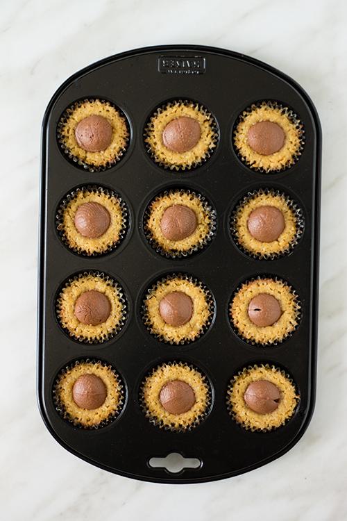 Idea riciclo ovetti di cioccolato