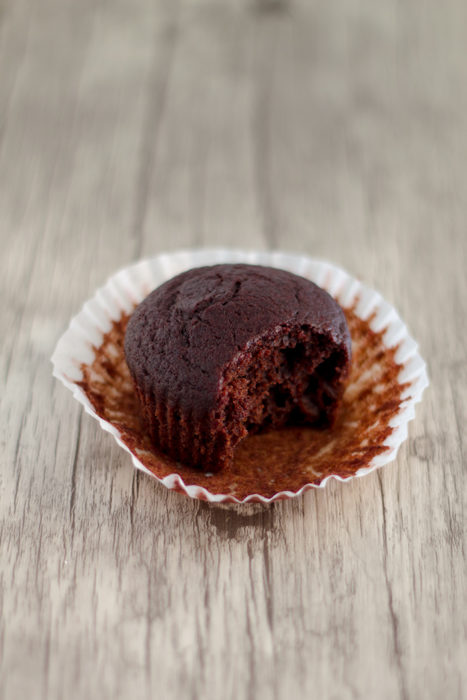 Muffin alla rapa rossa - In Cucina con Me