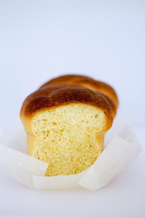 Pan brioche intrecciato a lievitazione lenta - In Cucina con Me