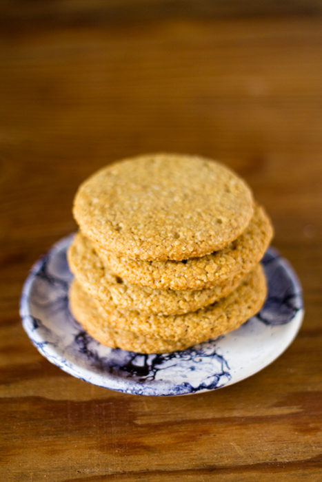 Biscotti simil digestive