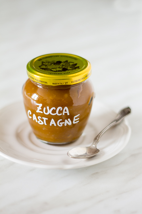 Confettura di zucca e castagne - In Cucina con Me