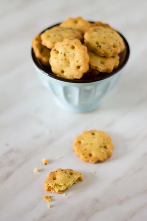 Biscotti salati al formaggio - In Cucina con Me