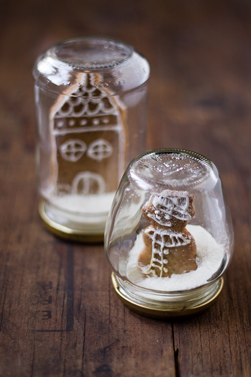 Palle di neve con biscotto - In Cucina con Me