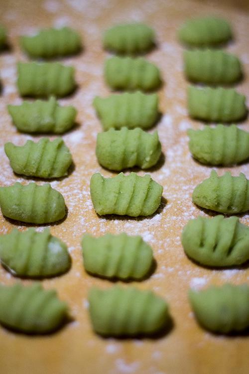 Gnocchetti proteici con farina di piselli - In Cucina con Me