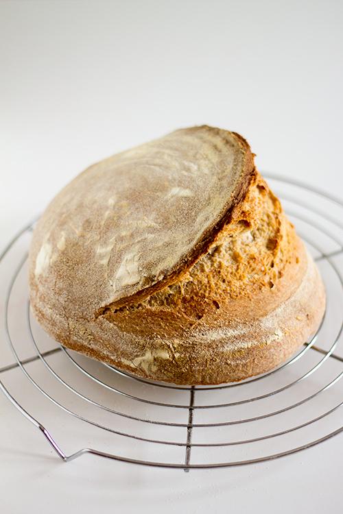 Pane con grani macinati a pietra - In cucina con Me