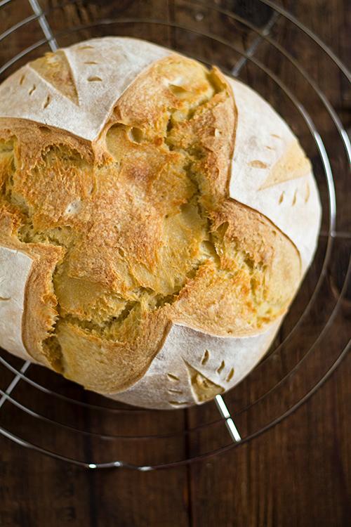 Pane di semola rimacinata di grano duro